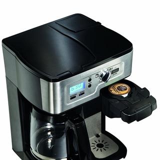 Cafetera Hamilton Beach 49983 Flexbrew 1-12 Tazas
