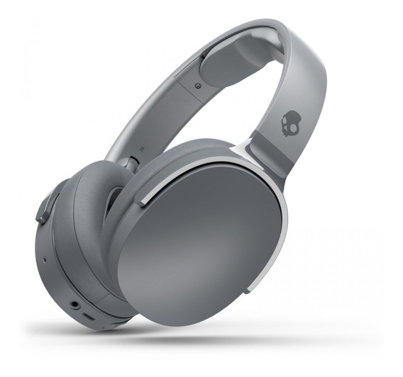 Headphone Skullcandy Hesh3 Wireless Novos Cinza Cx Lacrada