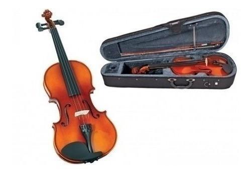 Violin De Estudio -4/4 - Con Arco - Valencia