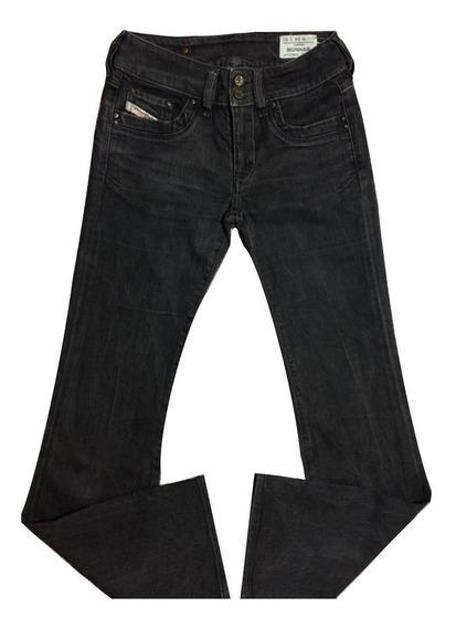 Calça Jeans Diesel Stretch Feminina 34 Importada Original