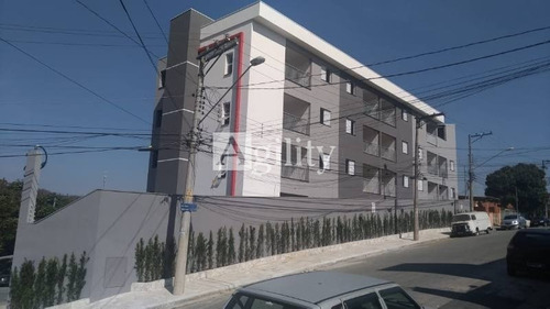Apartamento Em Condomínio Padrão Para Venda No Bairro Parque Das Paineiras, 2 Dorm, 1 Vagas, 50 M - 6847