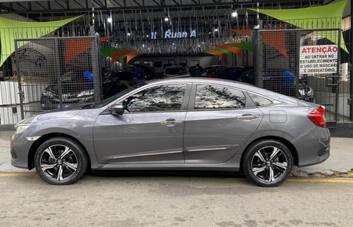 Imagem 1 de 7 de Civic Sedan Touring 1.5 Turbo 16v Aut.4p