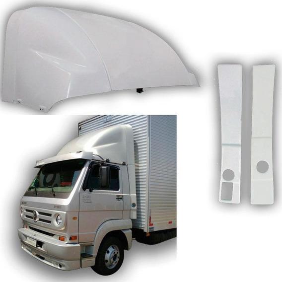 Defletor De Ar Completo Vw 8150 Delivery