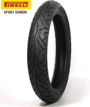 Pneu Dianteiro Twister / Fazer 250 Pirelli Sport Demon