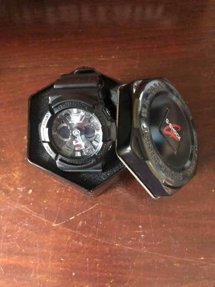 Relógio Casio G-shock Ga-201 Original (1 Ano De Uso)