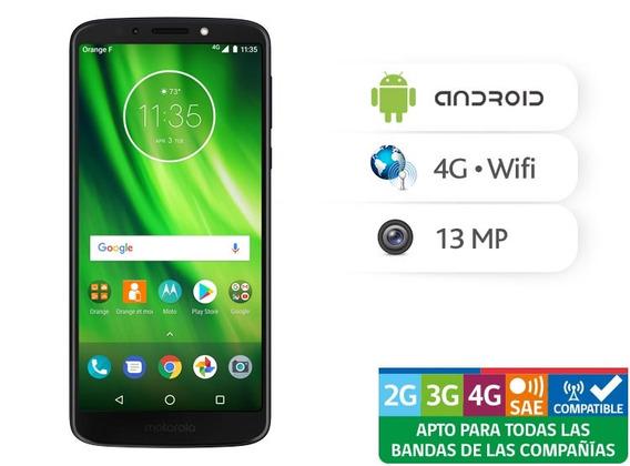 Smartphone Motorola G6 Play Negro Wom