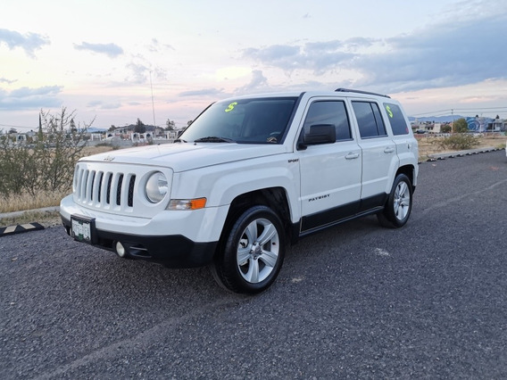Jeep Patriot 2.4 Std 4x2 Mt 2011