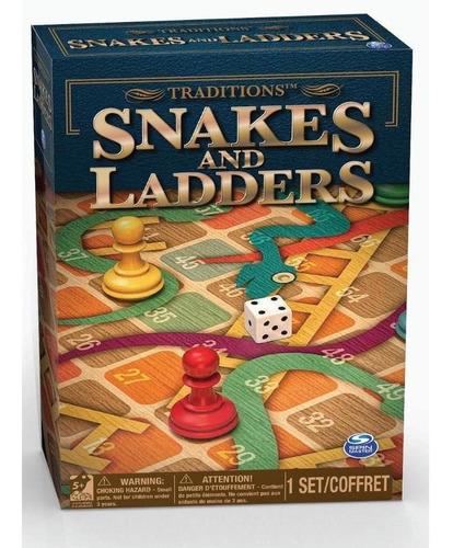 Escaleras Y Serpientes Juegos Envío Rápido