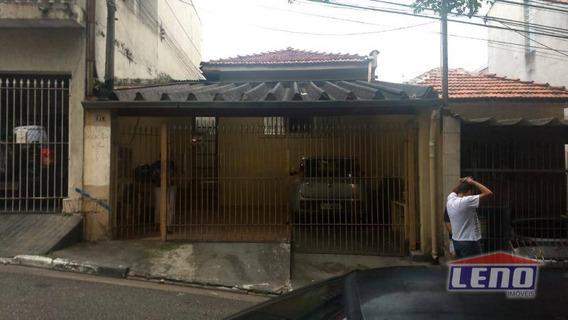 Casa À Venda, 130 M² Por R$ 550.000,00 - Penha De França - São Paulo/sp - Ca0216