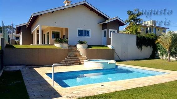 Casa Em Atibaia Condomínio Serra Das Estrelas Aceita Financi