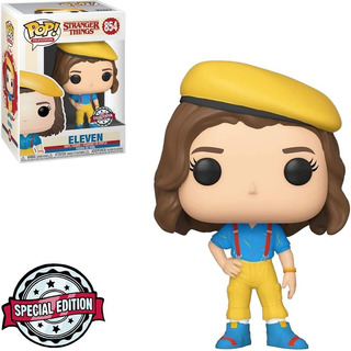 Funko Pop 854 Stranger Things S3 Eleven Special Edition