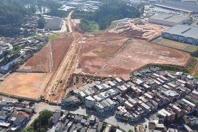 Área Em Industrial Anhangüera, Osasco/sp De 0m² À Venda Por R$ 55.000.000,00 - Ar105952