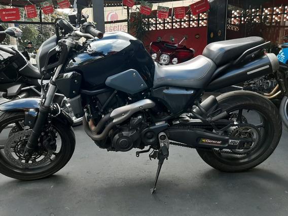 Yamaha Mt 03 2008
