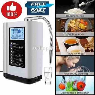 Estados Unidos Nave Rápida Lcd Táctil Agua Ionizador Y -3855