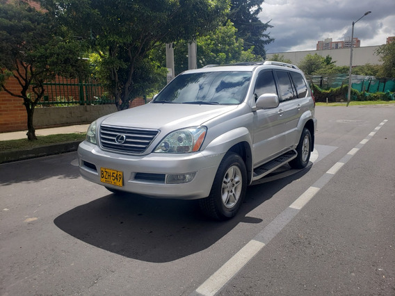 Lexus Gx 470 At 4x4 Tc Ct Aa
