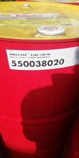 Tellus S2 M68 Aceite Shell R4x Sae 15w40
