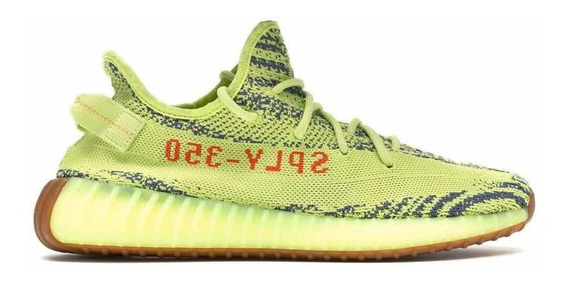 adidas Yeezy Boost 350 V2 Semi Frozen Yellow (originales)