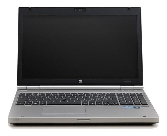 Laptop Hp Elitebook 15,6 Pulgadas 8560p 4gb Ram I5 250gb