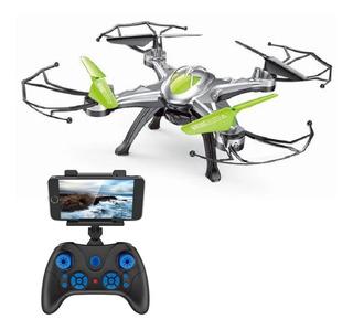 Drone Con Camara Lhx16 Transmite En Vivo Celular Fpv Hd Wifi