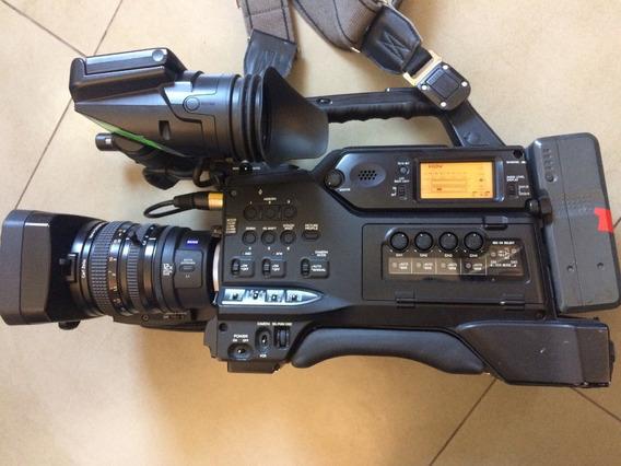 Filmadora Hd Sony Hdv 270 Saída Sdi C/ Bat