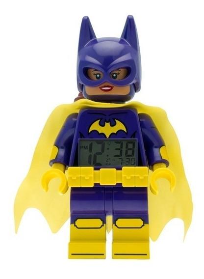 Reloj Niño Batgirl Lego & Bulbbotz Oficial