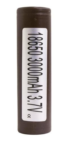 Imagen 1 de 1 de Bateria 18650 LG Hg2 (2 Baterias)