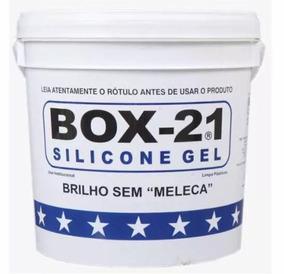 Silicone Box 21 3,6 Brilho Sem Meleca Promocao!