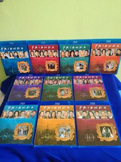 Serie Friends Completa Blu Ray Envío Gratis A Todo Chile