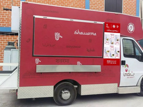 Peugeot ( Fast Food/ Sanguchero) Equipada Lista A Producción