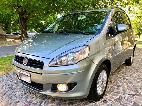 Fiat Idea 1.4 Attractive - Año 2011 - Unico Dueño - 95.000 K