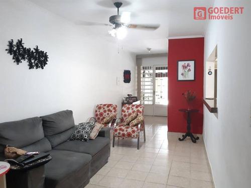 Casa Com 3 Dormitórios À Venda, 145 M² Por R$ 600.000,00 - Jardim Santa Francisca - Guarulhos/sp - Ca0452