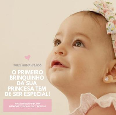 Furo De Orelha Humanizado E Consultoria Materno Infantil