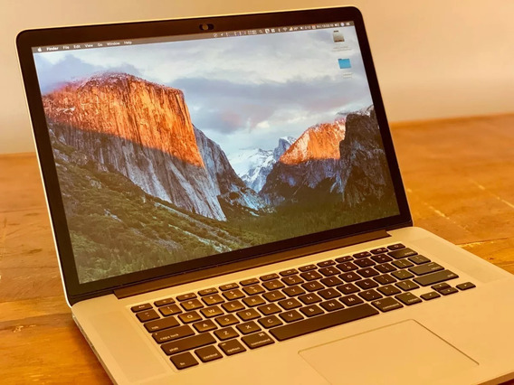 Apple Macbook Pro (retina 15 Mid 2015) | 2.8ghz I7 16gb 1tb
