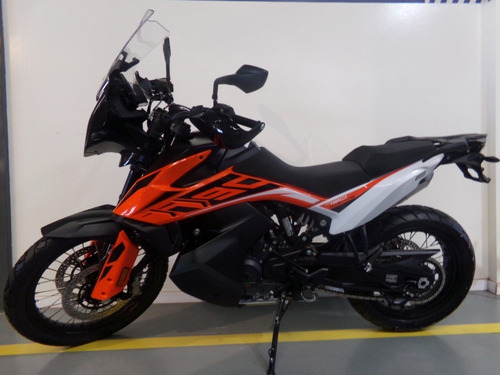 Motocicleta Ktm 790 Adventure S 2020 0km Naranja