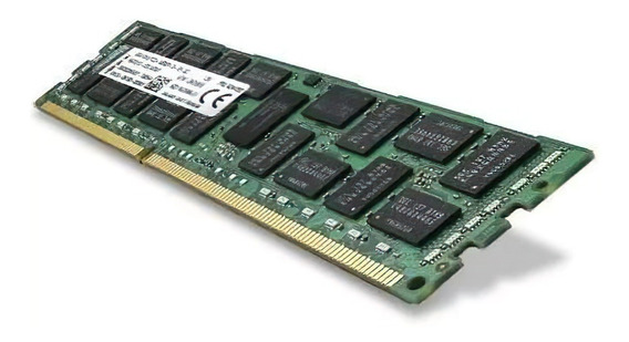 Memoria 32gb Ddr3 Rdimm Para Server Hp Dell Ibm Nuevas