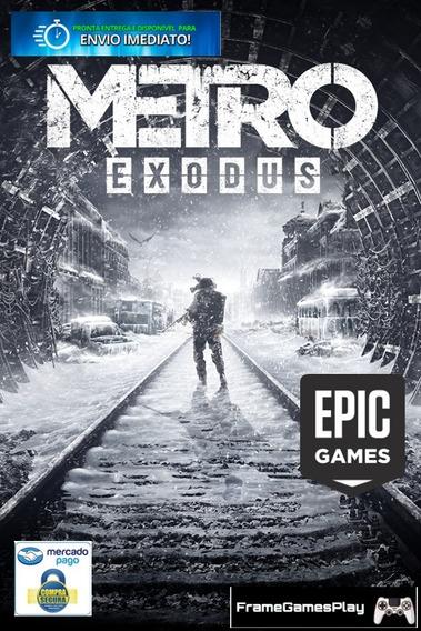 Metro Exodus | Offline Pc Epic Games