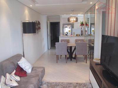 Apartamento Novo 2 Dorms (1 Suíte) Picanço, Guarulhos - Ap0346