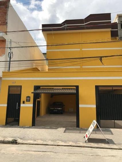 Casa Sobreposta Para Venda Em São Paulo, Vila Matilde, 2 Dormitórios, 1 Banheiro, 1 Vaga - 0125_2-805004