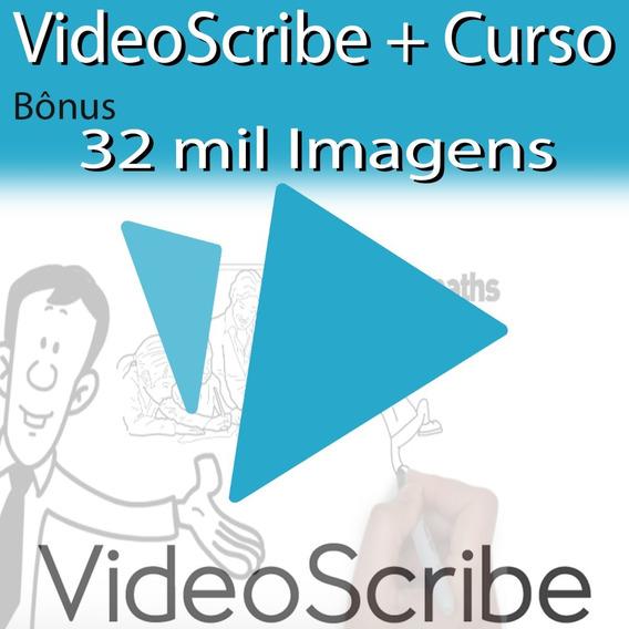 Videoscribe 3.5 2020 Bônus Pack De Imagen Extras + De 32 Mil
