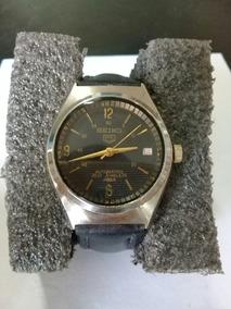 Relógio Antigo Seiko De Pulso A Corda