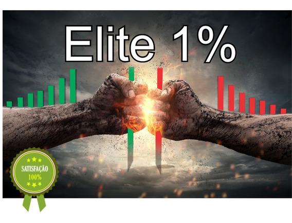 Faça Parte Trader! Do Elite 1%| Vagas Limitadas!