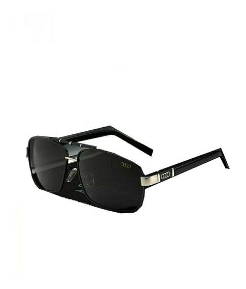 Óculos Audi 550 Silver / Polarizado - Uva/uvb