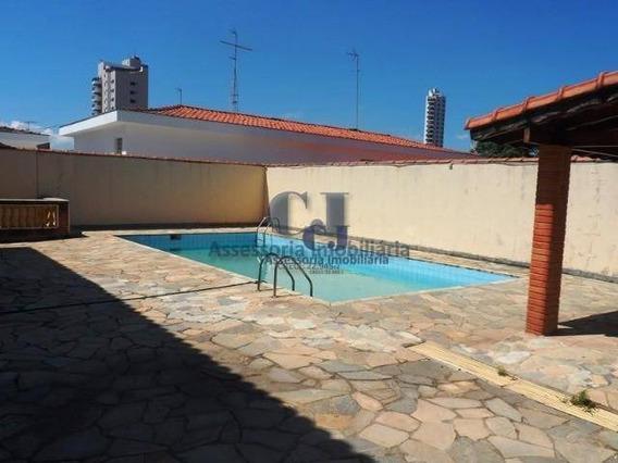 Casa Com 4 Dormitórios Para Alugar, 540 M² Por R$ 4.500/mês - Vila Trujillo - Sorocaba/sp - Ca0245