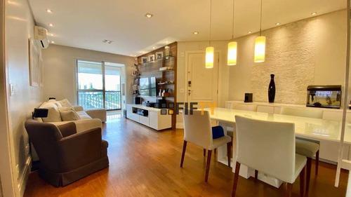Apartamento À Venda, 102 M² Por R$ 1.340.000,00 - Campo Belo - São Paulo/sp - Ap41379