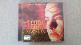 Cd Novela Terra Nostra - Internacional - 1999