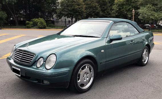 Mercedes-benz Clk 320 Elegance At Cabriolet Malek Fara