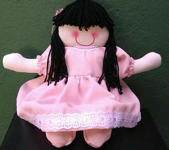 Boneca De Pano(feito Por Encomenda)