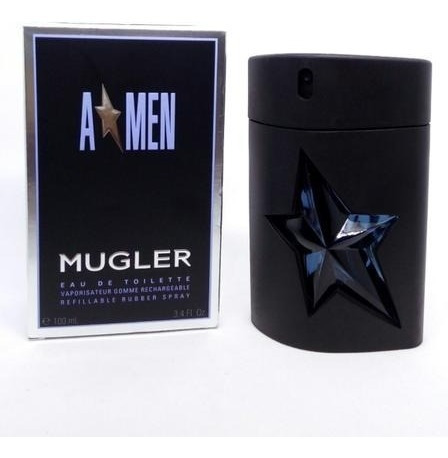 Perfume A Men Thierry Mugler 100ml Eau De Toilette + Brinde