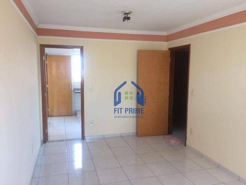 Apartamento Com 2 Dormitórios À Venda, 70 M² Por R$ 180.000,00 - Jardim Santa Lúcia - São José Do Rio Preto/sp - Ap1395
