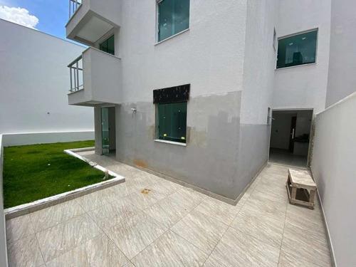 Imagem 1 de 14 de Apartamento Com Área Privativa À Venda, 3 Quartos, 1 Suíte, 2 Vagas, Itapoã - Belo Horizonte/mg - 1757